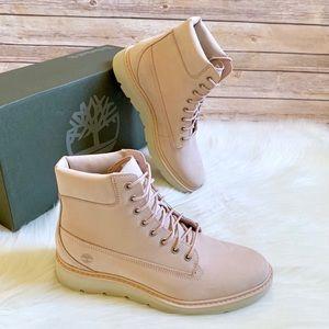 """Timberland Kenniston 6"""" Light Pink Sneaker Boots"""